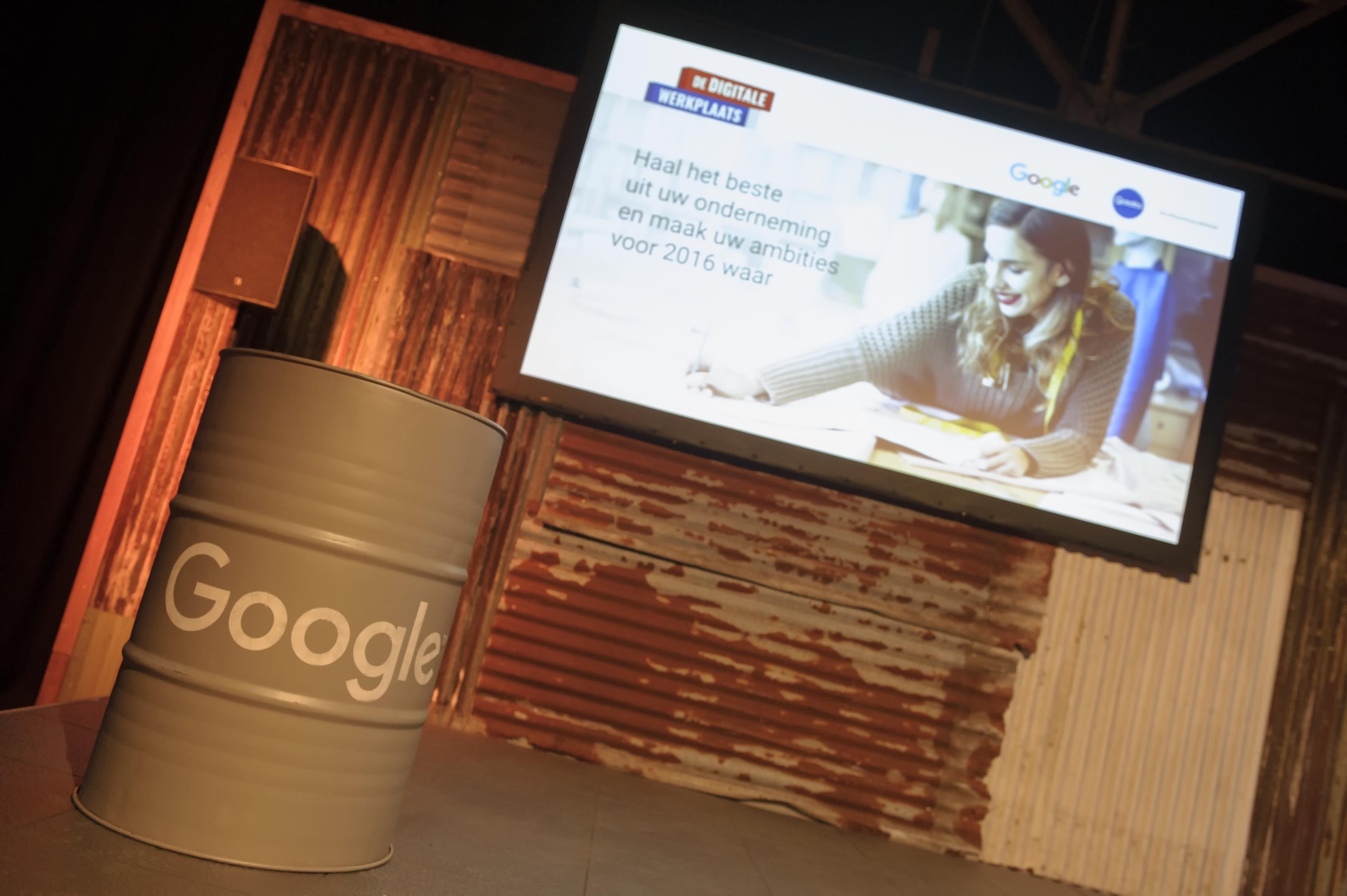 Gratis Google Workshops voor ondernemers
