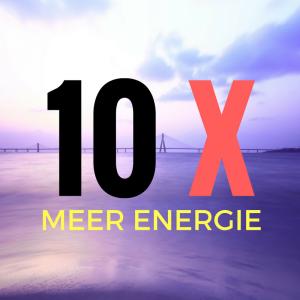 10 X MEER ENERGIE PROGRAMMA